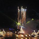 ディズニーシーの水上ショーが見られる席に座れるレストラン