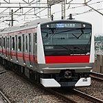 【ディズニー】京葉線は5~6両目が舞浜駅の改札に最も近い!