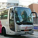 【ディズニー】電車・車以外に長距離バスでも行ける!