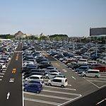 ディズニーシー駐車場はランド側から行くとスムーズ!
