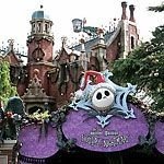 ホーンテッドマンションは開園後~昼のパレードまでがベスト!
