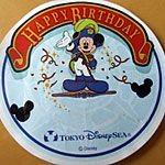 【ディズニーランド・シー】バースデーシールで誕生日特典を楽しもう!