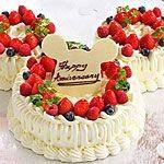 【ディズニーランド】誕生日をケーキでお祝い夢のバースデー!